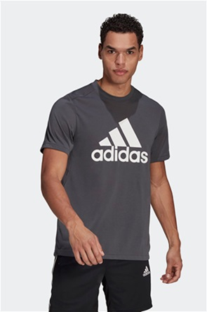 "Adidas ανδρικό T-shirt με logo print ""Aeroready Designed 2 Move"""