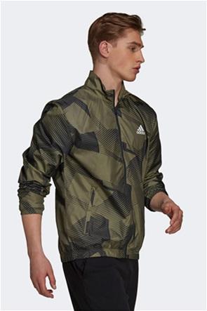 Adidas ανδρικό jacket με graphic print