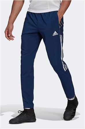 "Adidas ανδρικό παντελόνι φόρμας με logo print ""Tiro 21"""