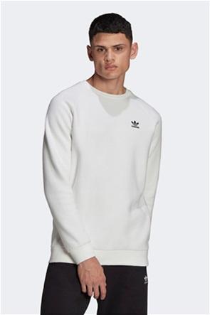 """Adidas ανδρική μπλούζα φούτερ με graphic logo print """"Adicolor Essentials Trefoil"""""""