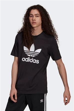 "Adidas ανδρικό T-shirt με logo print ""Adicolor Classics Trefoil """