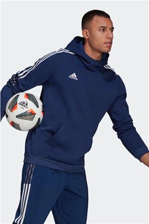 Adidas ανδρική φούτερ μπλούζα με κεντημένο λογότυπο ''Tiro 21''