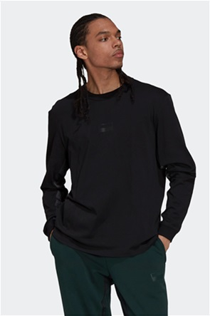 Adidas ανδρική φούτερ μπλούζα με ton-sur-ton print Loose Fit ''R.Y.V.''