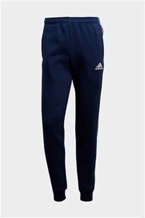 Adidas ανδρικό παντελόνι φόρμας με κεντημένο λογότυπο ''Core 18''