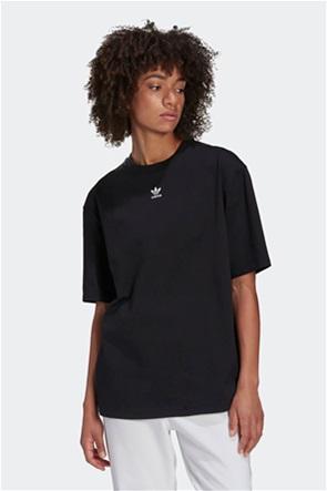 "Adidas γυναικείο t-shirt ""Loungewear Adicolor Essentials"""