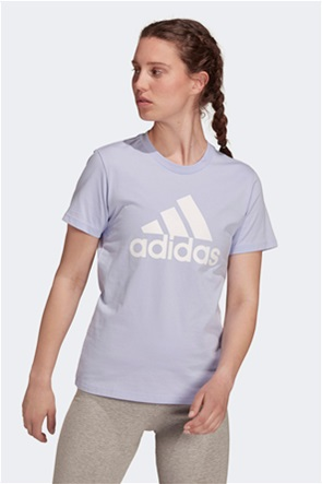"Adidas γυναικείο T-shirt με logo print ""Essentials"""