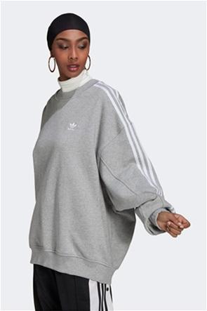 "Adidas γυναικείο φούτερ  ""Adicolor Classics Oversized"""