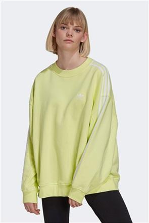 "Adidas γυναικείο φούτερ με λογότυπο ""Adicolor Classics Oversized"""