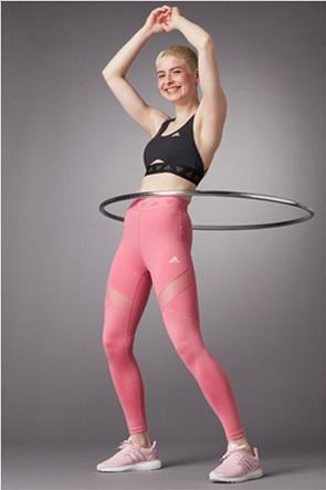 "Adidas γυναικείο αθλητικό μπουστάκι ""Hyperglam Light Support"""