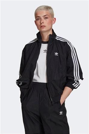 "Adidas γυναικείο αθλητικό μπουφάν με logo print ""Adicolor Classics Japona"""