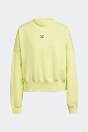 """Adidas γυναικεία μπλούζα φούτερ """"Adicolor Essentials"""""""