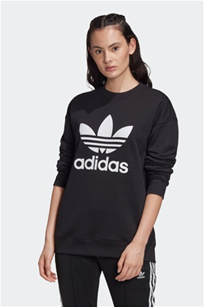 "Adidas γυναικείο φούτερ ""Trefoil"""