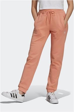 Adidas γυναικείο παντελόνι φόρμας με κεντημένο λογότυπο ''Adicolor Essentials''