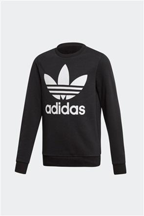 "Adidas παιδική αθλητική φούτερ μπλούζα ""Sweatshirt Trefoil Crew"""