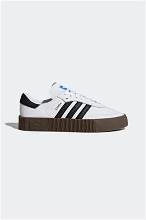 "Adidas γυναικεία αθλητικά παπούτσια με πλατφόρμα ""Sambarose"""