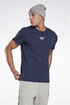 Reebok ανδρικό αθλητικό T-shirt με logo print ''Training Essentials''