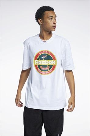 Reebok ανδρικό T-shirt με graphic print