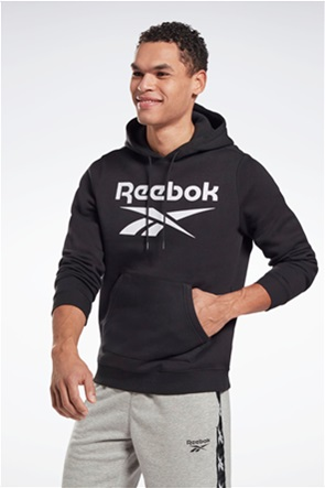 "Reebok ανδρική μπλούζα φούτερ με logo print ""Identity"""