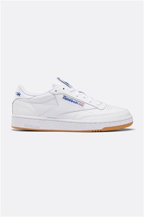 Reebok ανδρικά δερμάτινα sneakers ''Club C 85''