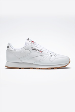 Reebok ανδρικά αθλητικά παπούτσια με logo print ''Classic Leather''