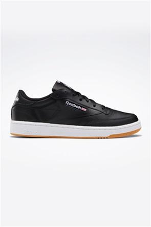 Reebok ανδρικά sneakers με logo print ''Club C 85''