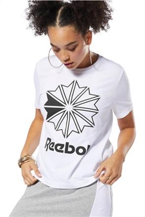 Reebok γυναικείο κοντομάνικο T-Shirt Classic Big Logo Graphic