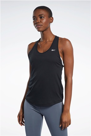 "Reebok γυναικεία αθλητική αμάνικη μπλούζα ""Mesh Back Tank Top"""