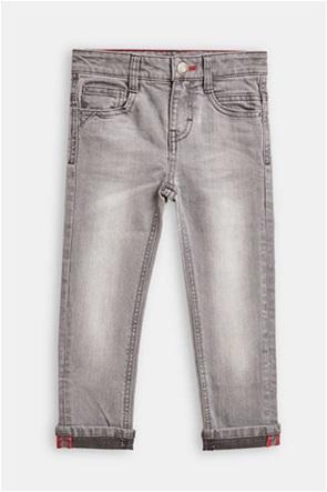 Esprit παιδικό παντελόνι τζην ξεβαμμένο πεντάτσεπο