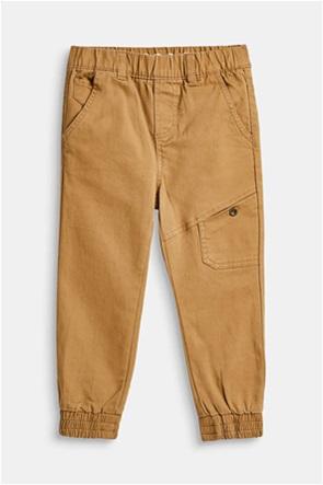 Esprit παιδικό παντελόνι τύπου cargo με λάστιχο