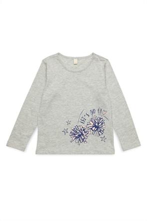 Esprit παιδική μπλούζα με print (2-9 ετών)