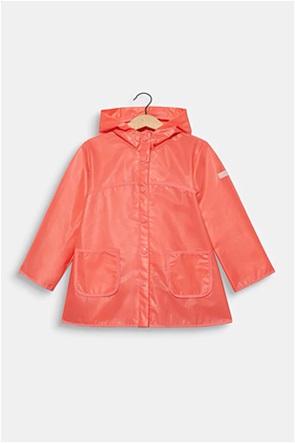 Esprit παιδικό μπουφάν αδιάβροχο με κουκούλα (2-9 ετών)