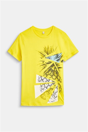 Esprit παιδικό Τ-Shirt με print