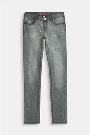 Esprit παιδικό παντελόνι τζην skinny fit με ξεβαμμένη όψη (9-14 ετών)