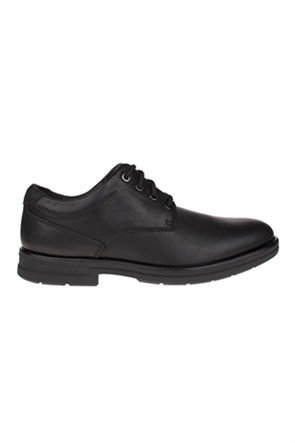 "Clarks ανδρικά παπούτσια oxford ""Banning plain"""