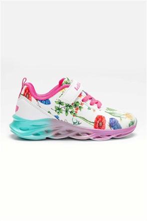 Lelli Kelly παιδικά sneakers με floral print ''Lizie''