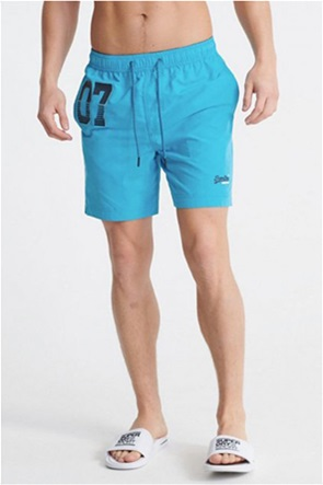 Superdry ανδρικό μαγιό με graphic print ''Waterpolo''