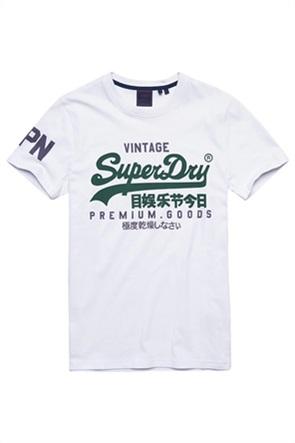 Superdry ανδρικό T-shirt με logo print
