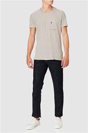 Pepe Jeans ανδρικό τζην παντελόνι πεντάτσεπο Skinny Fit ''Finsbury''  (34L)