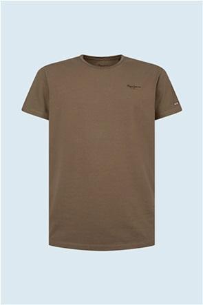 "Pepe Jeans ανδρικό Τ-shirt με logo print ""Original"""