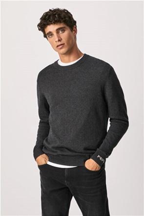 """Pepe Jeans ανδρικό πουλόβερ μονόχρωμο """"Andre"""""""