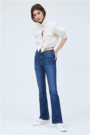 "Pepe Jeans γυναικείο τζην παντελόνι ψηλόμεσο ""Dion"""