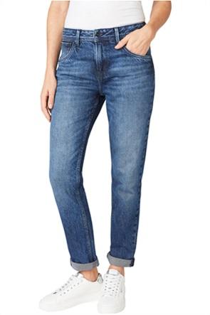 Pepe Jeans γυναικείο τζην παντελόνι ψηλόμεσο Mom Fit ''Violet''