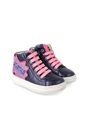 Agatha Ruiz de La Prada παιδικά sneakers με patch