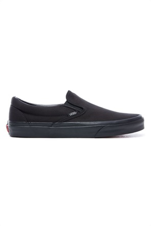 Vans unisex υφασμάτινα παπούτσια Classic Slip-On