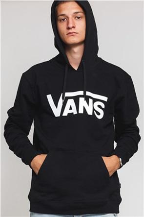 Vans ανδρικό φούτερ με κουκούλα και μεγάλο logo print