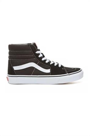"Vans unisex μποτάκι sneaker με κορδόνια ""Sk8 Hi"""