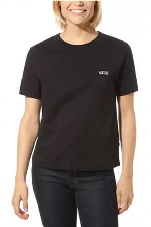 "Vans γυναικείο T-shirt μονόχρωμο ""Junior Boxy"""