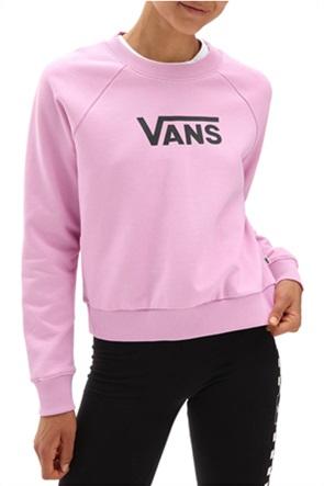 Vans γυναικεία φούτερ μπλούζα με logo print ''Flying V''