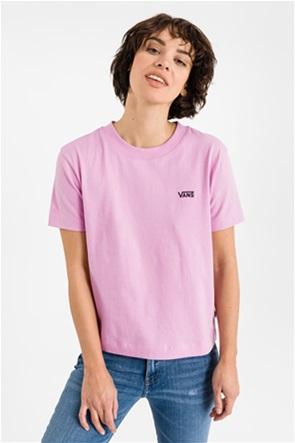 Vans γυναικείο T-Shirt με κεντημένο λογότυπο ''Junior V Boxy''