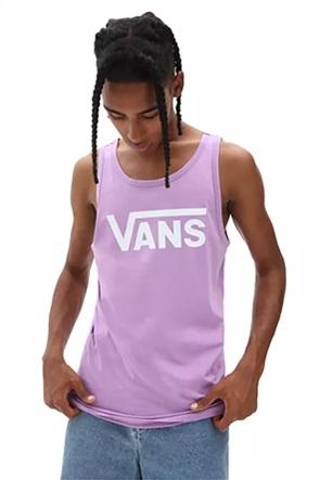 Vans ανδρική μπλούζα αμάνικη με logo print